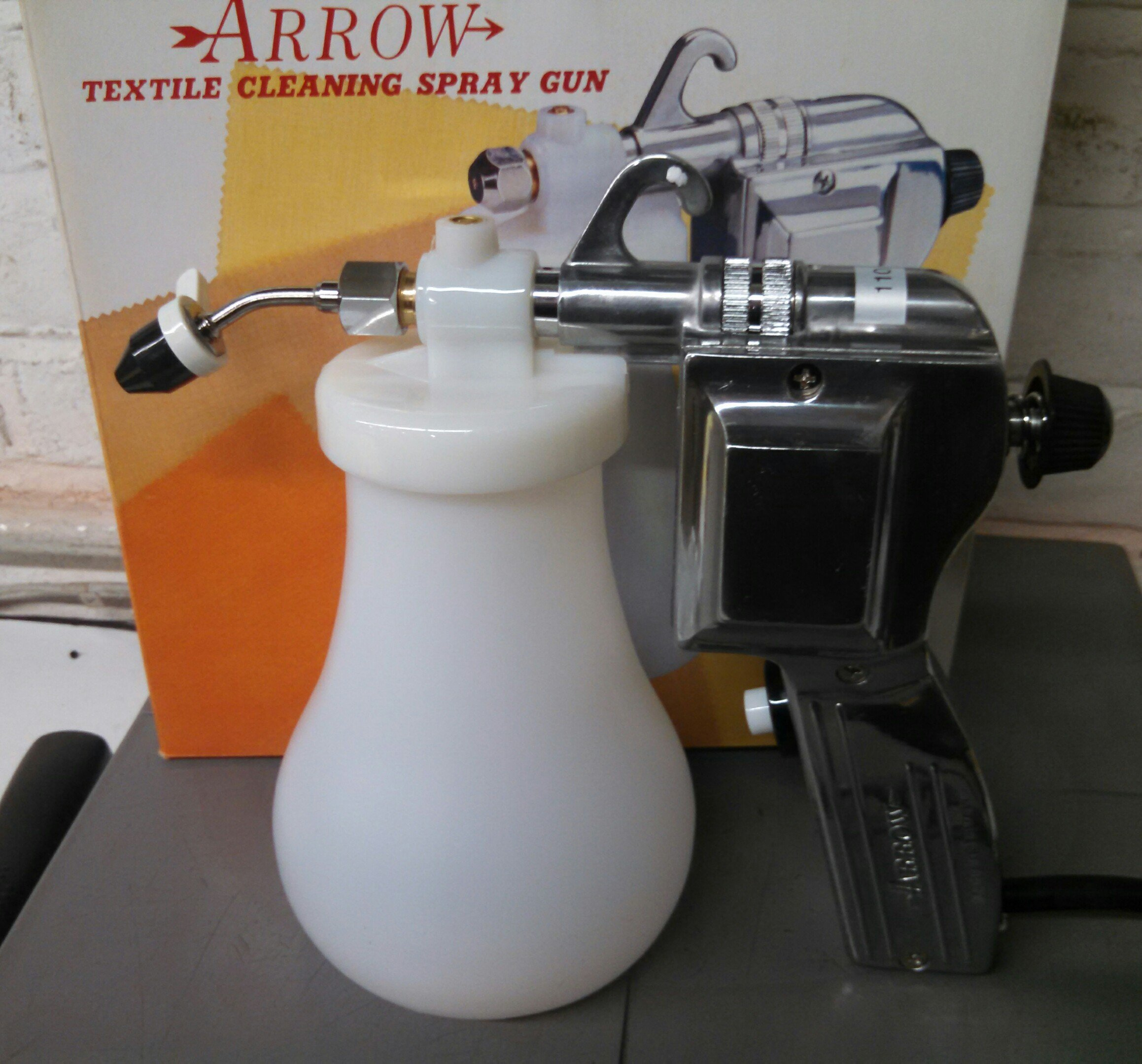 GENUINE ARROW SPOT CLEANING GUN