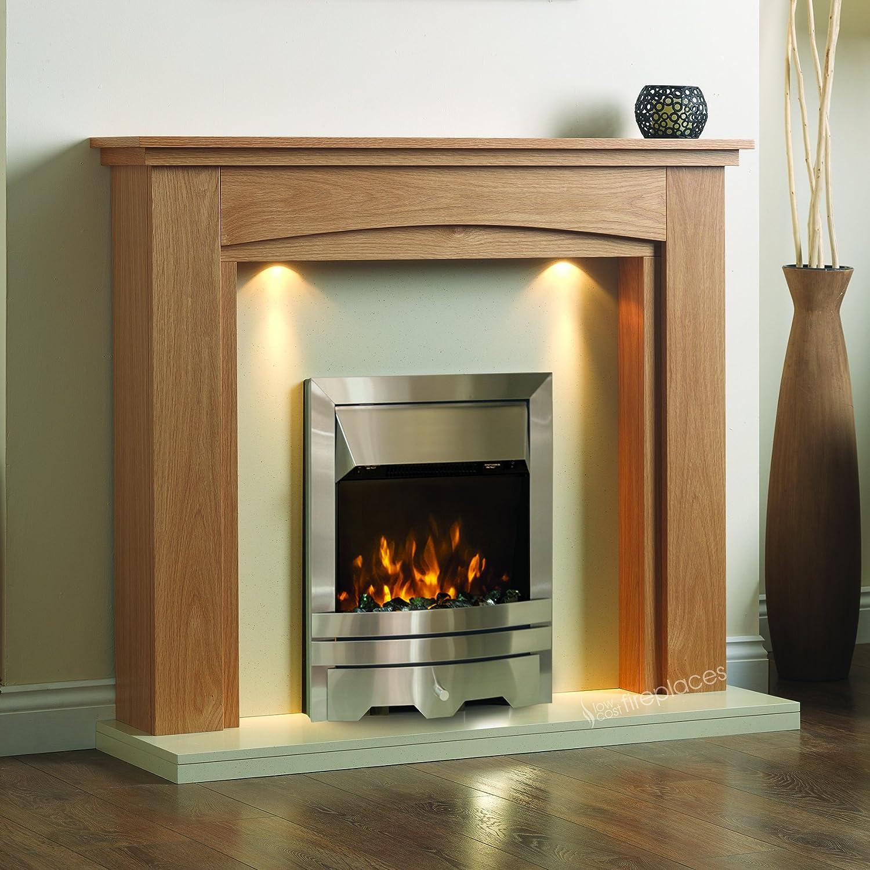 amazon co uk low cost fireplaces uk