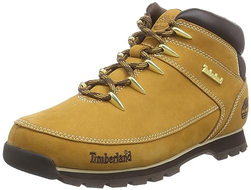Timberland Euro Sprint Hiker-Botas de montaña para hombre , color marrón, talla 45.5 EU: Amazon.es: Zapatos y complementos