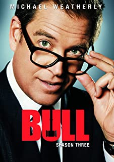 Book Cover: Bull: Season Three