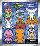 Toei animation Digimon 3D Foam Collectible Bag Clip in Blind Bag