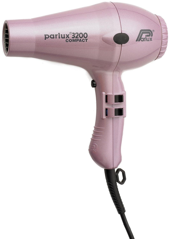 Parlux 3200 Compact - Secador de pelo, color Rosa Fucsia