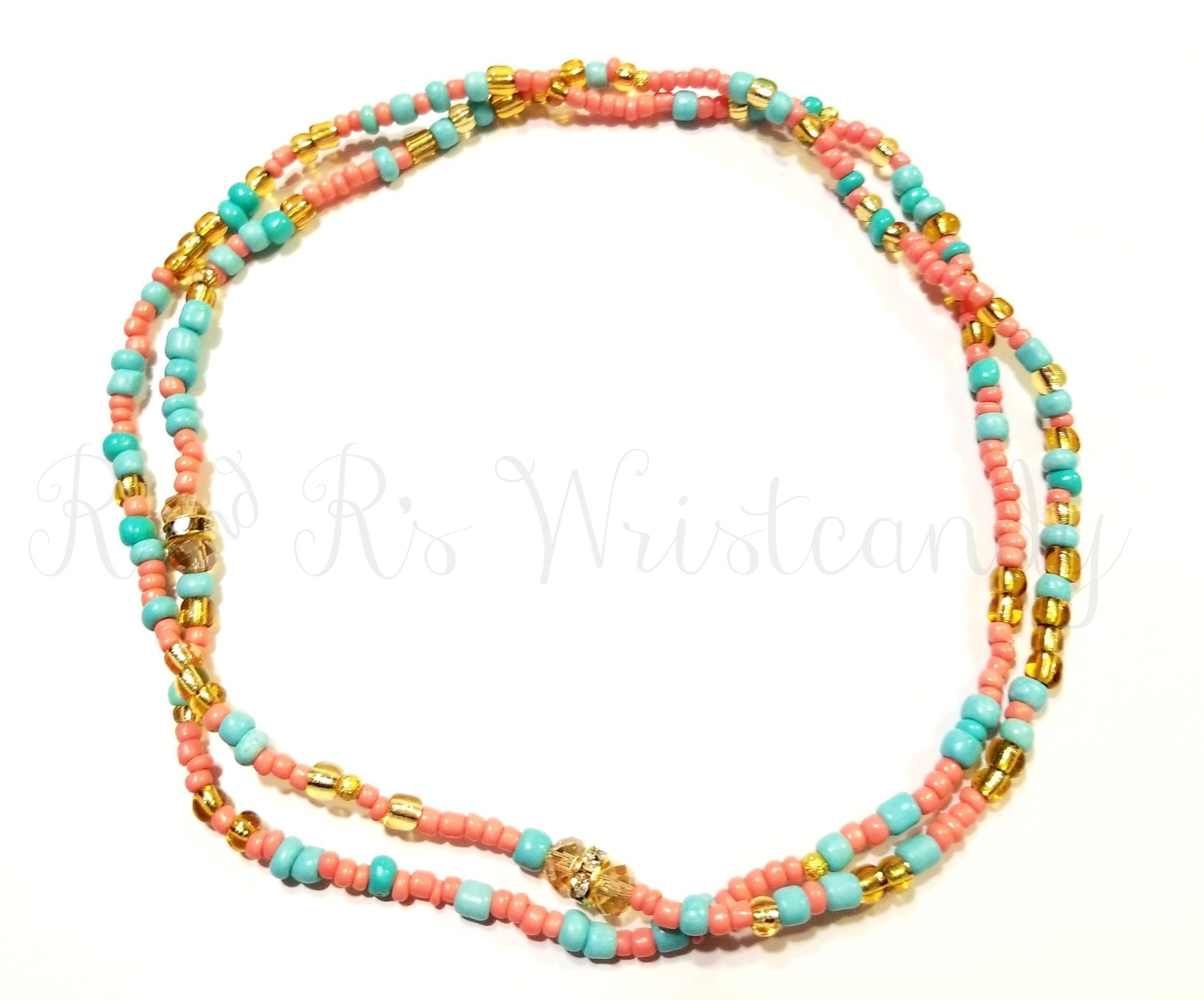 Waist Beads, Beaded Belly Chain, Seed Beads, African Waist Beads, Women's Jewelry, Body Jewelry, Minimalist Jewelry, Women's Body Jewelry, Stretch Bracelet