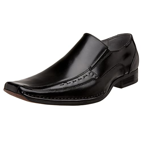 Amazon Stacy Adams Mens Templin Bicycle Toe Slip On Loafers