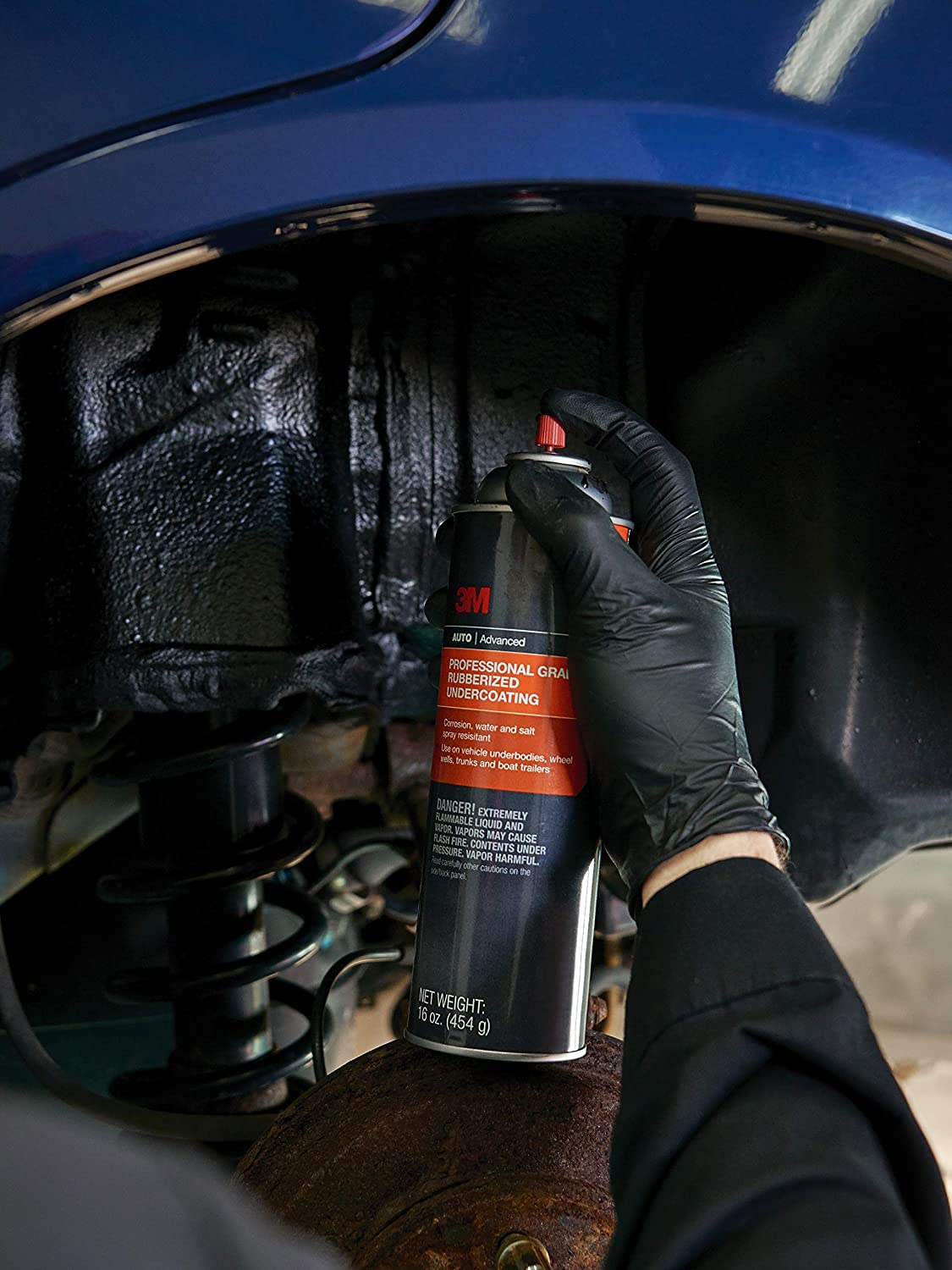 3M Rubberized Undercoating is the best car undercoating spray