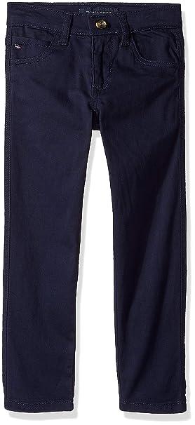 Amazon.com: Tommy Hilfiger - Pantalón de sarga de 5 ...