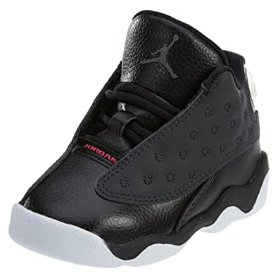 6636f4a62ca Jordan Retro 13 quot Hyper Pink Black Anthracite-Anthracite (Toddler) (10
