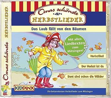 Omas Schönste Herbstlieder Kiddinx Amazonde Musik