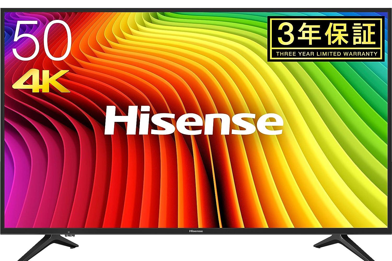 Hisense 4K対応液晶テレビ 50A6100