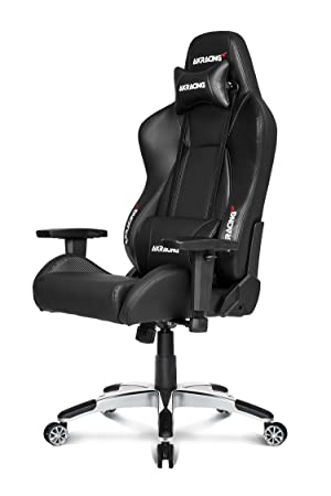 Stuhl Carbon Akracing Premium V2 Gaming Black TF3ulKJ1c