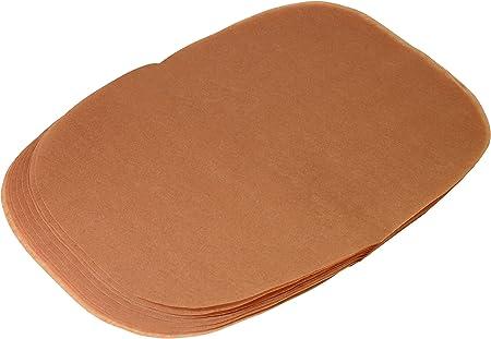 Betty s vapor Gar Papel para Monsieur Cuisine Plus, garpapier, backpapier marrón, mano de Alemania, marrón, 10: Amazon.es: Hogar