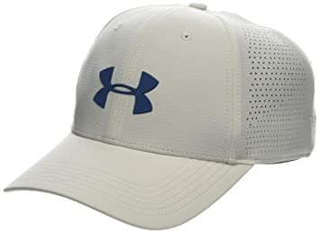 Under Armour Mens Driver Cap 3.0 Gorra, Hombre, Blanco (Summit White/Petrol