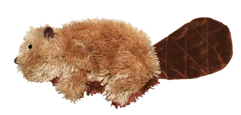Beaver dog toy