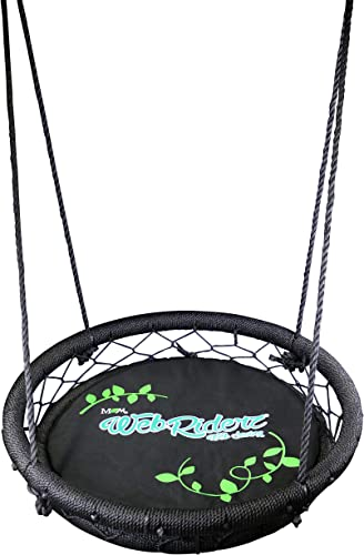 M M Sales Enterprises Web Riderz Basket Swing