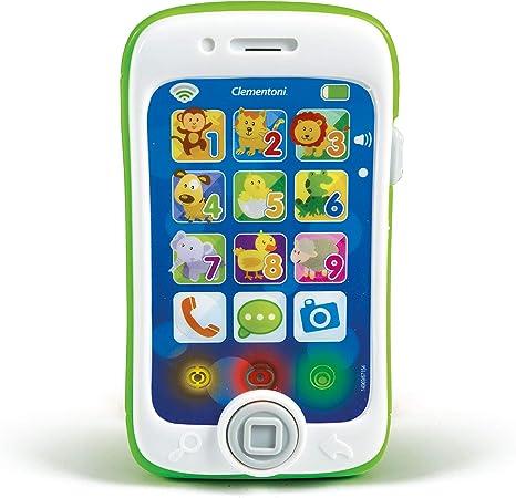 Clementoni 14969 Giochi Elettronici, Smartphone Touch & Play