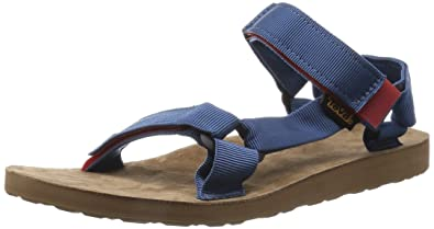 Teva Men's M Original Universal Backpack Sandal, Legion Blue, ...