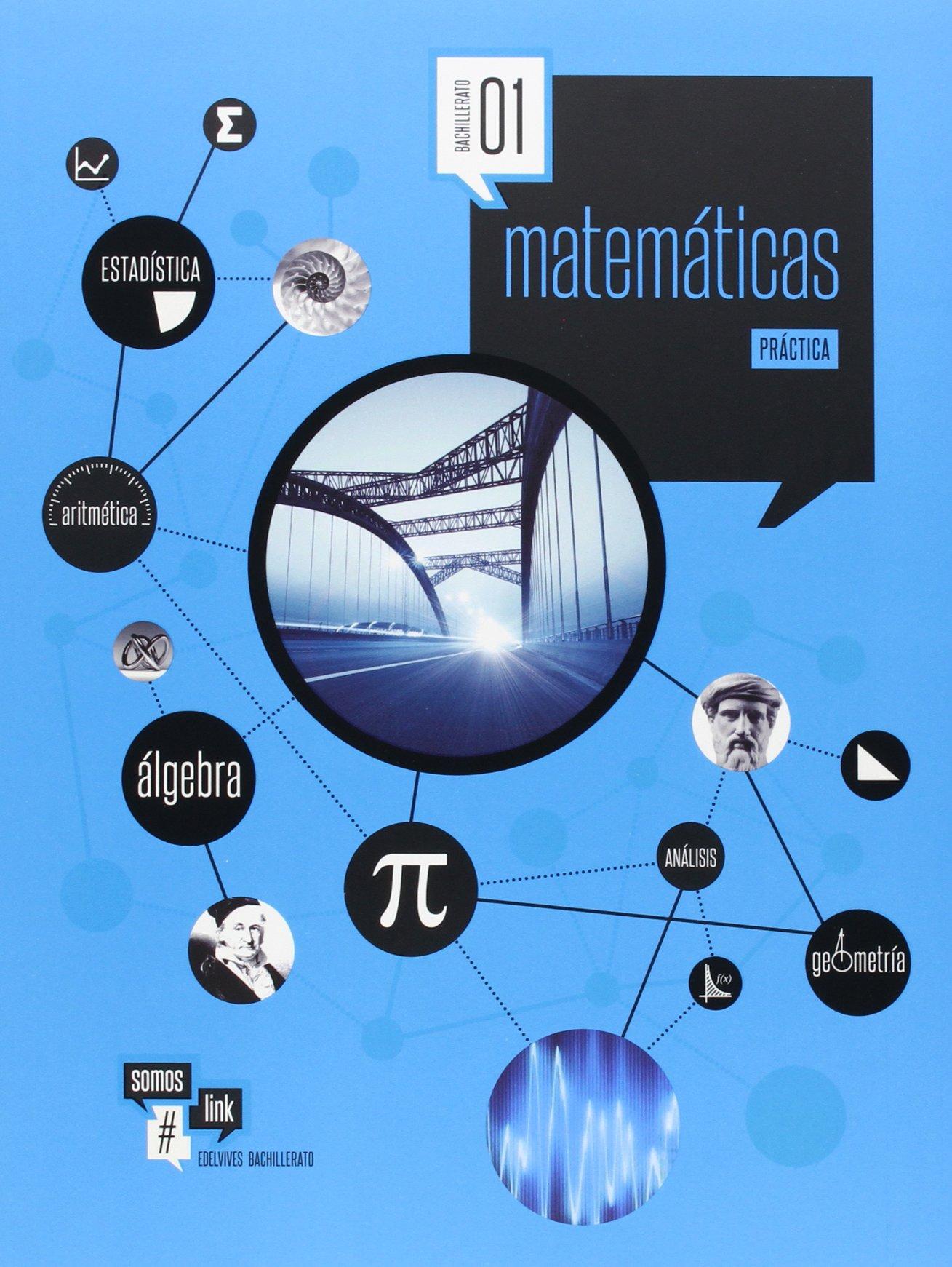 Matemáticas 1º Bachillerato Somoslink - 9788426399564: Amazon.es: Cardona García, Susana, Rey Navarro, José Antonio: Libros