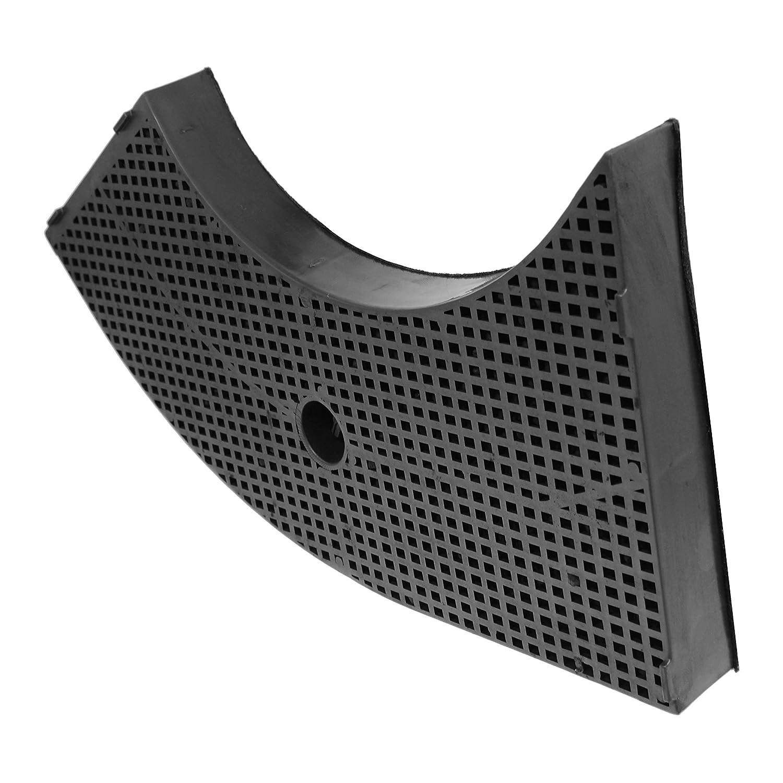 ✧WESSPER® Campana extractora filtro para Siemens 647278 (, carbón)