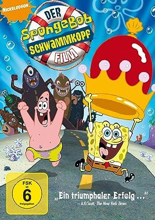 spongebob schwammkopf filme