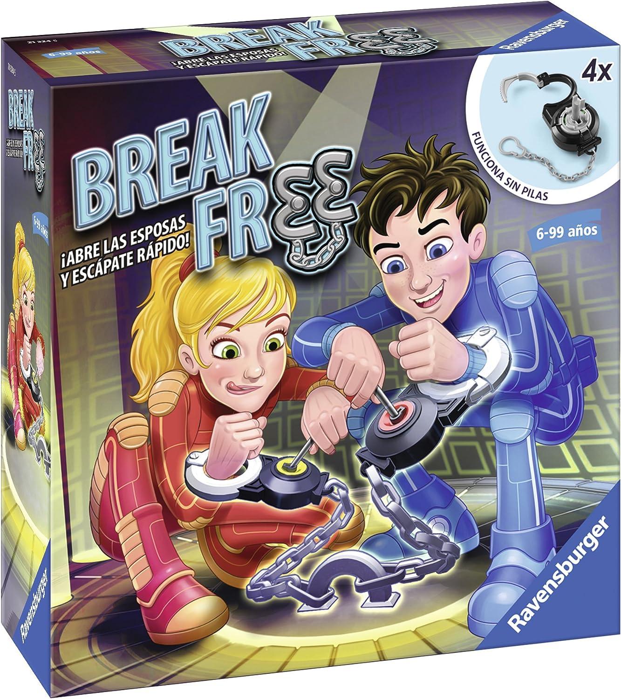 Ravensburger 21324 - Juego Break Free , color/modelo surtido: Amazon.es: Juguetes y juegos