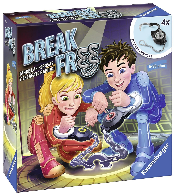 Ravensburger 21324–Spiel Break Free