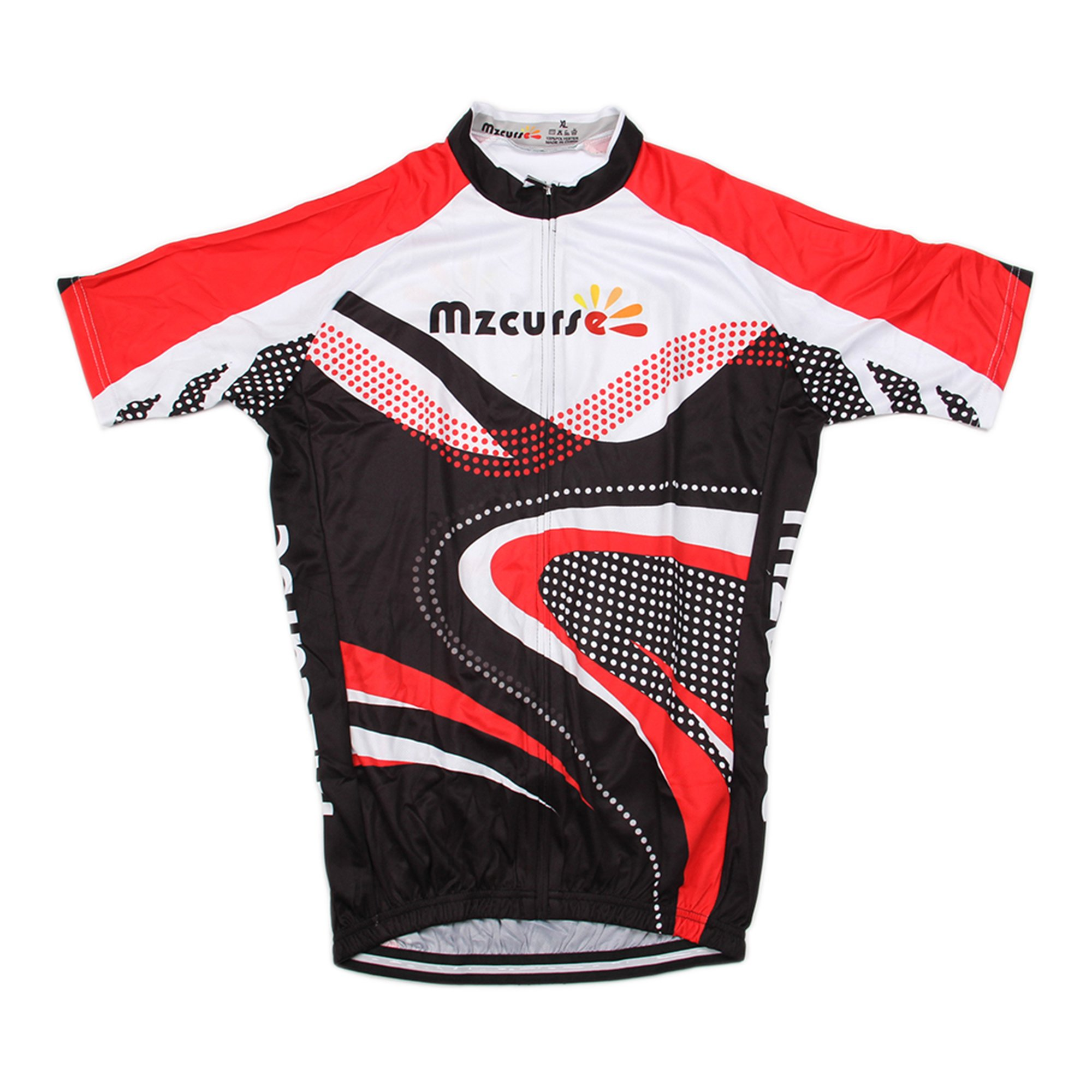 mzcurse Mens Short Sleeve Cycling Jersey Shirt Bicycle Bike Tees