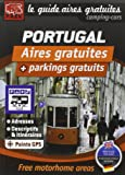 Guide des aires gratuites Portugal
