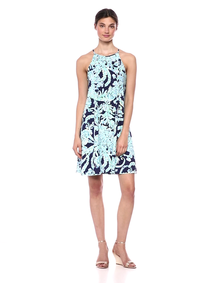 ddb4a45a6e4239 Lilly Pulitzer Women's Margot Dress at Amazon Women's Clothing store: