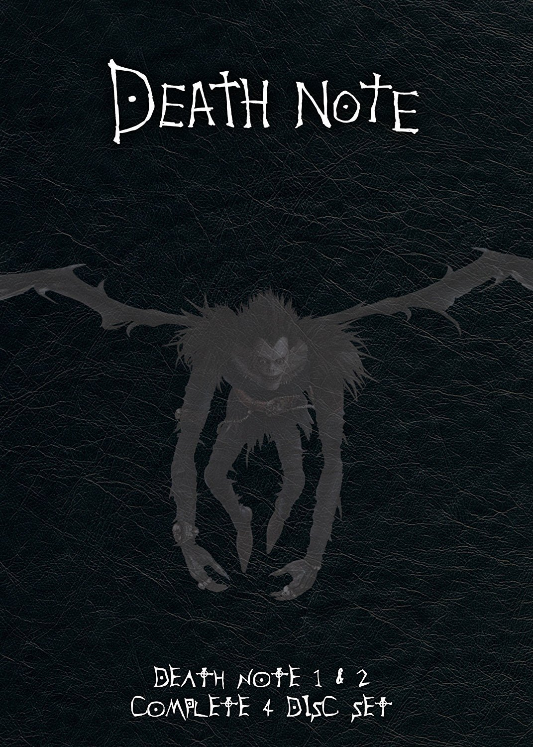 Death Note 1 and 2 COMPLETE 4 DISC SET [DVD] [2006]