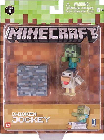 Minecraft 3-inch Villager Action Figure