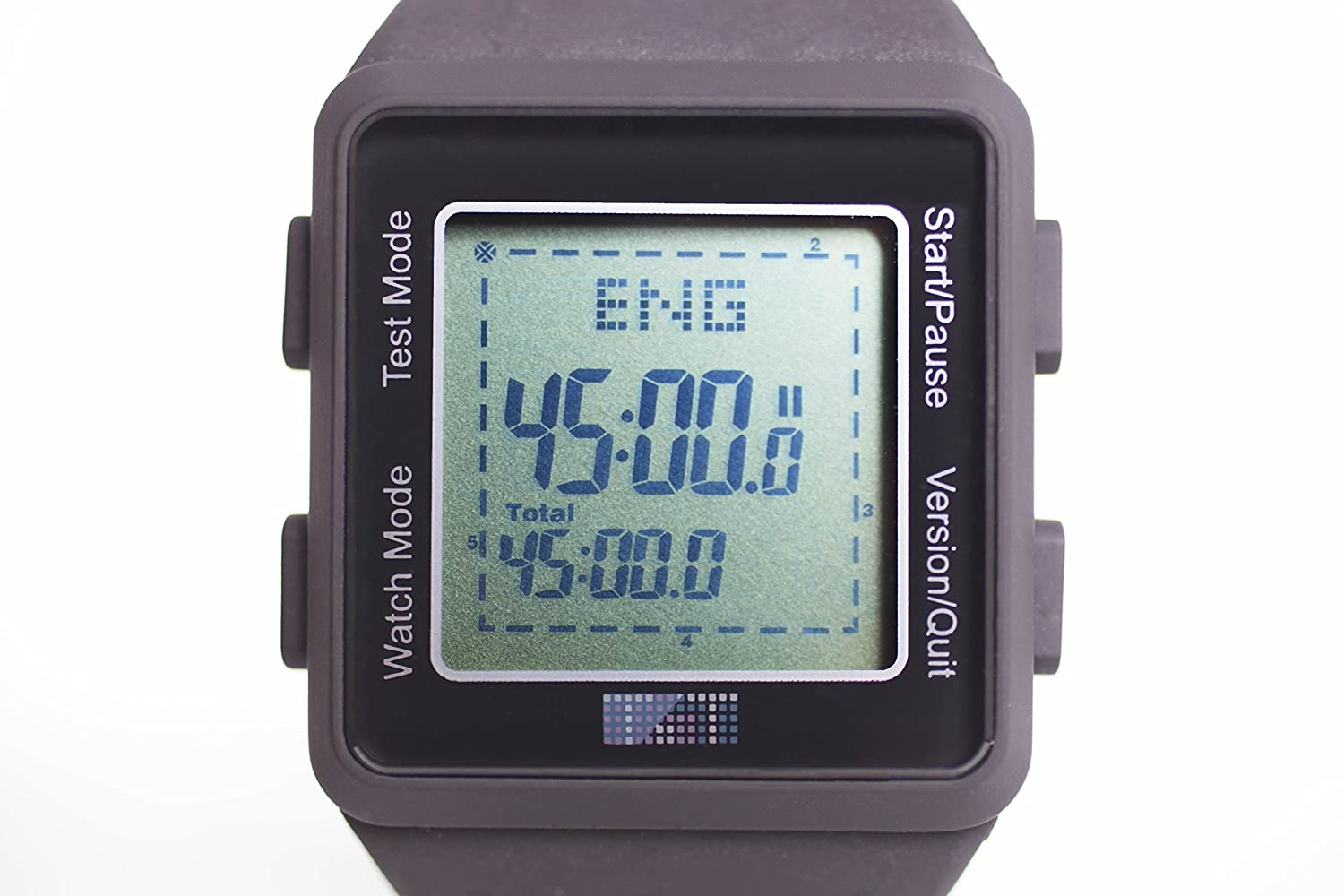 ACT Pacing Digital Timer and Watch by Testing Timers: Industrial & Scientific