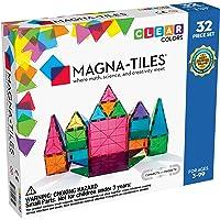 32-Piece Magna-Tiles The Original Award-Winning Magnetic Building Tiles