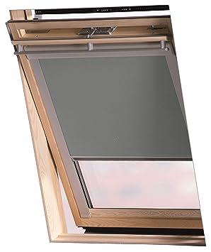 Favorit Amazon.de: Jaloutec Dachfenster Rollos, Farbe grau, Verdunkelung SK73