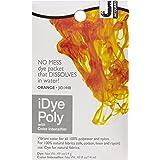 Jacquard iDye Synthetic Fiber Fabric Dye Orange