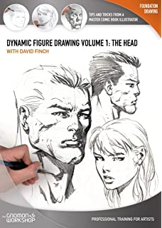 Comic Book Pencilling With David Finch