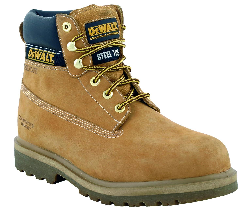 f8f54d7df3b Dewalt Brown Safety Boot For Unisex, Explorer (50027-103-9): Buy ...