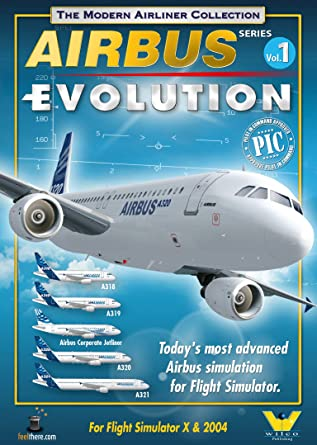 Airbus Evolution - Volume 2 (PC DVD): Amazon co uk: PC & Video Games