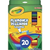 Crayola 20 Ct Super Tips Washable Markers