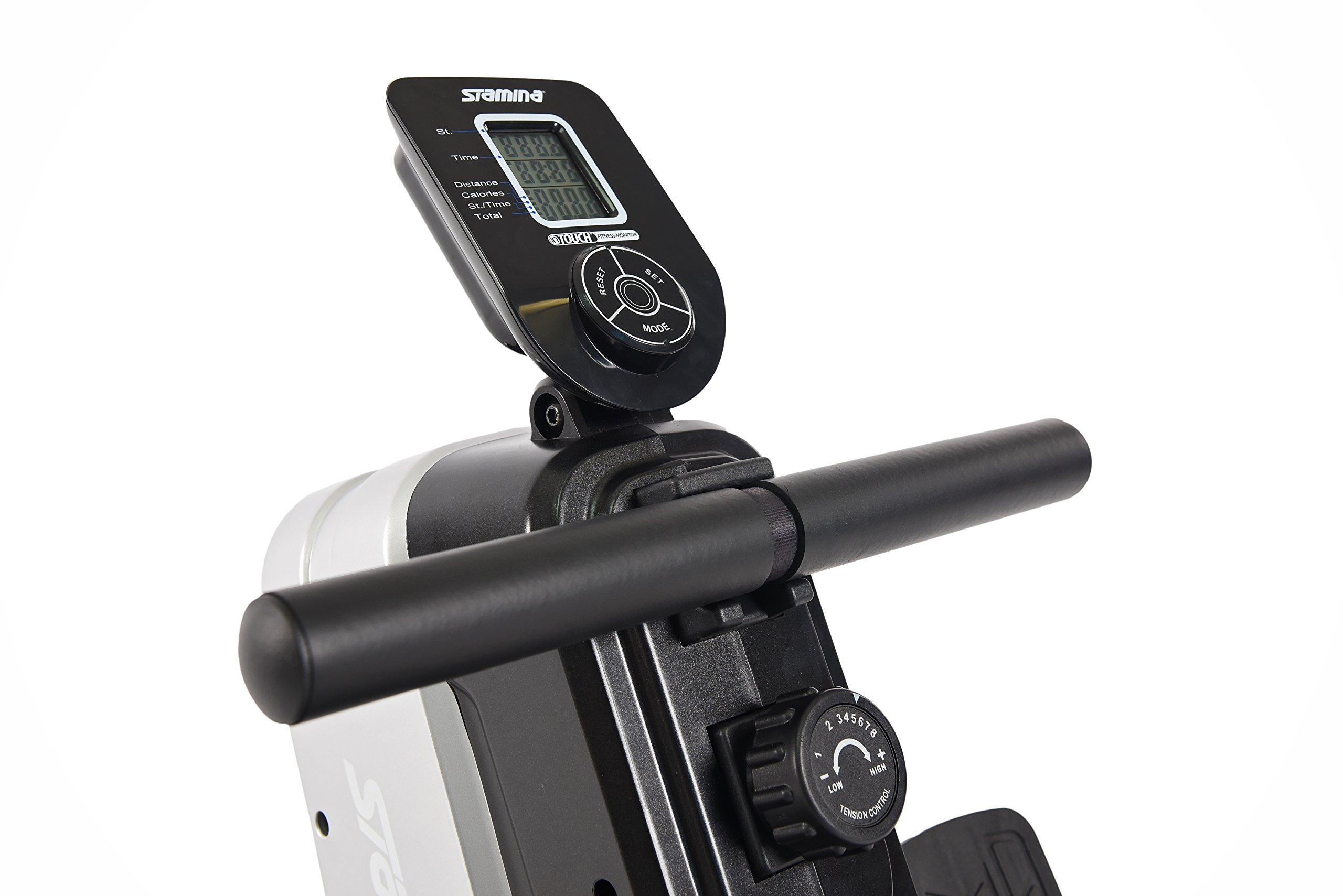Stamina Multi-Level Magnetic Resistance Rower, Compact Rowing Machine by Stamina (Image #6)