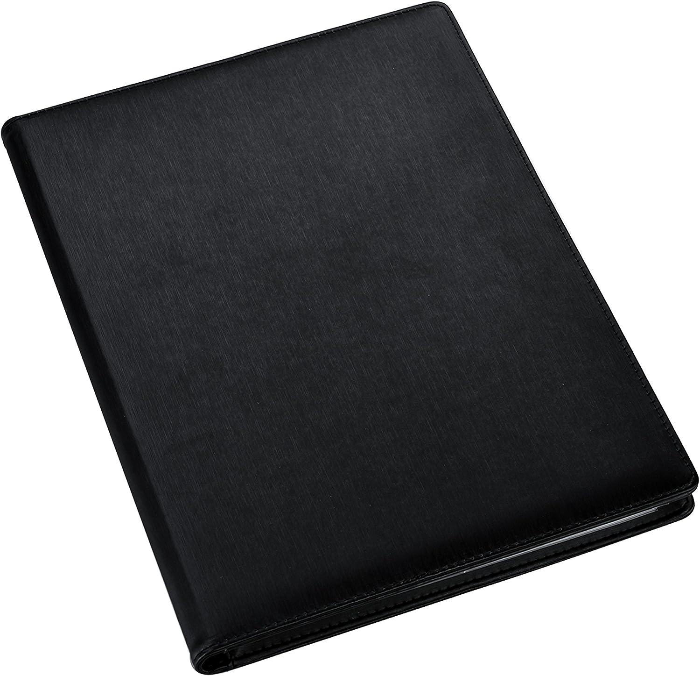Rexel Display Book A4 Black 20 Pocket Folder file Presentation Portfolio 40 view
