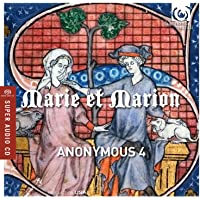 Marie Et Marion Motets & Chansons From 13th [Importado]