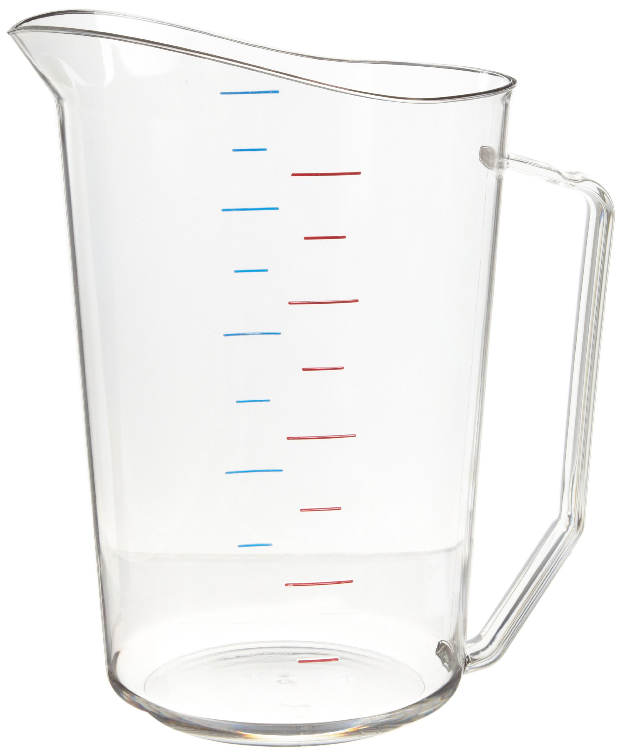Cambro (400MCCW135) 4 qt Liquid Measuring Cup - Camwear