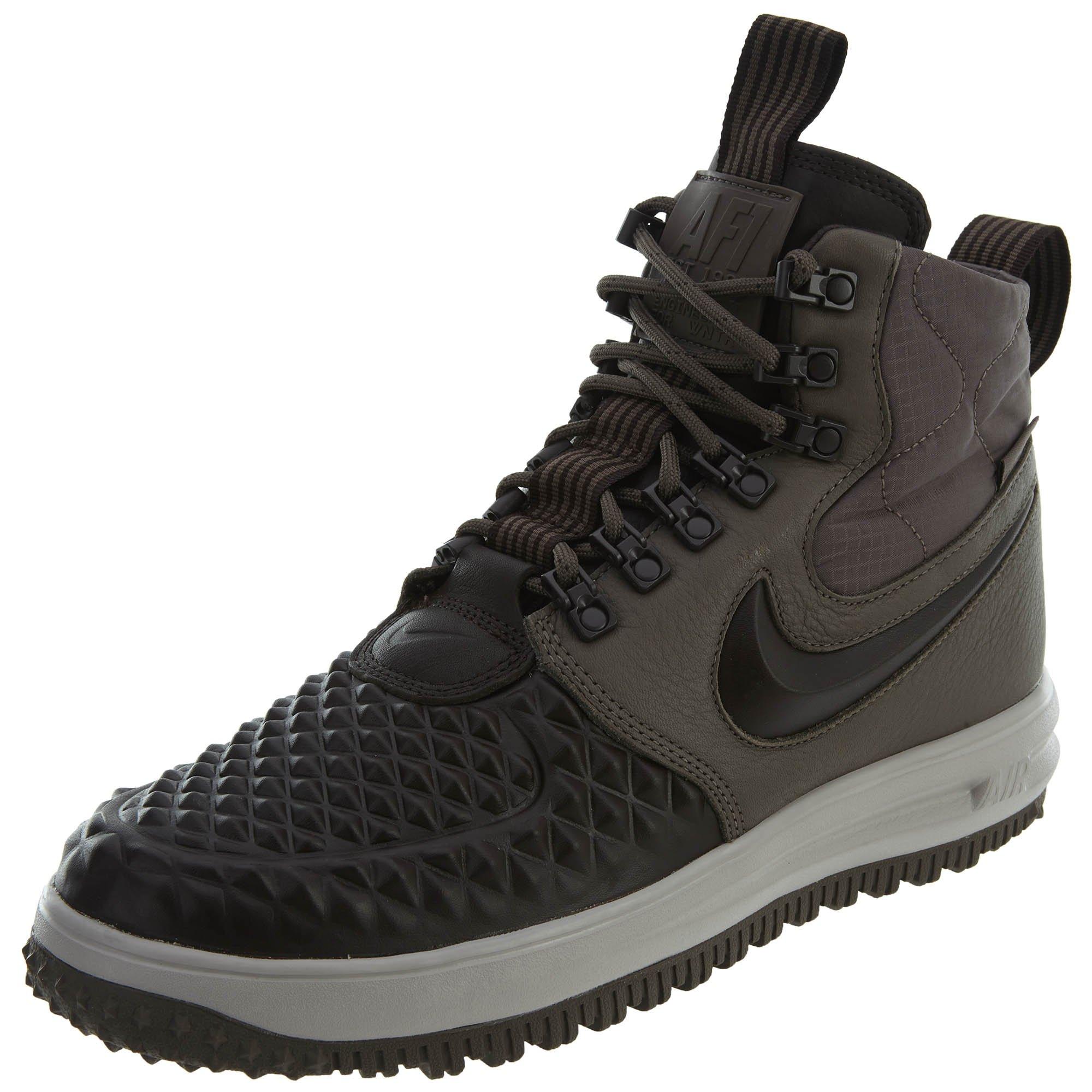 Nike Lunar Force 1 Duckboot 2017 Men Lifestyle SNEAKERS Olive 916682 202 11.5
