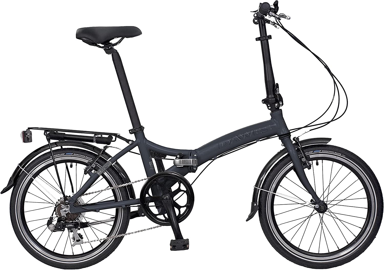 Dawes bicicleta plegable Kingpin 2018: Amazon.es: Deportes y aire libre