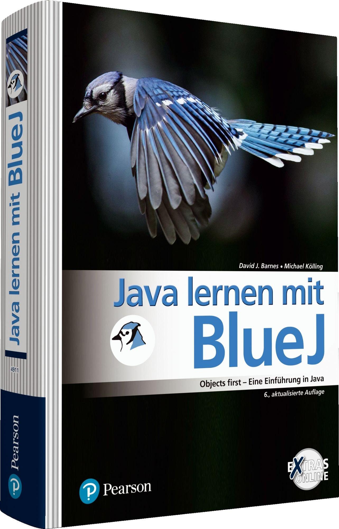 Java lernen mit BlueJ: Objects first - Eine Einführung in Java ...