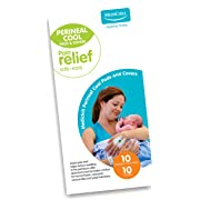 Medichill Perineal Cool Pads (WITH COVERS) - Pack of 10 Postpartum Ice Packs & 10 Covers