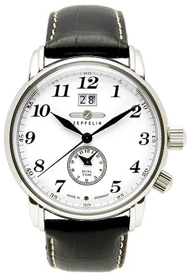 Zeppelin Inspiration Reloj de Pulsera para hombres Fabricado en Alemania