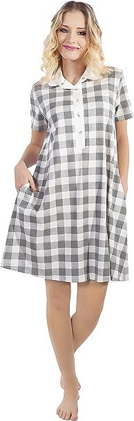 TALLA S. Italian Fashion IF Camisón Mujer 1D2L 0114