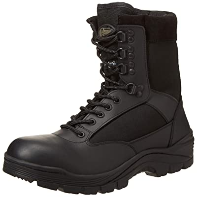 "Amazon.com : VooDoo Tactical 04-8379001299 9"" Boots, Black, 7W : Sports & Outdoors"