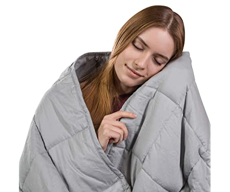 Class Cotton Weighted Blanket for Adult